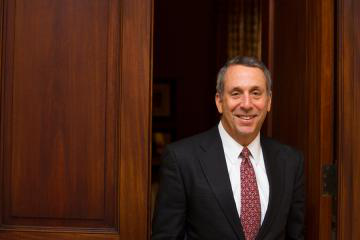 President Larry Bacow